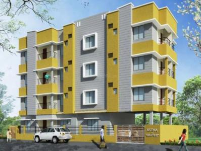 Gallery Cover Image of 481 Sq.ft 1 BHK Apartment for rent in RR Astha Apartment, Purba Barisha for 6500