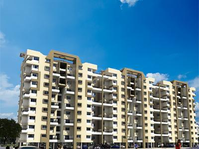 Gallery Cover Image of 1000 Sq.ft 2 BHK Apartment for buy in Dreams Elegance, Undri for 4300000