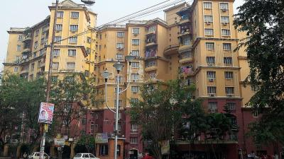 Gallery Cover Image of 1370 Sq.ft 3 BHK Apartment for rent in KMD Ashabari Housing Complex, Garia for 70000