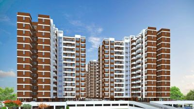 Gallery Cover Image of 680 Sq.ft 3 BHK Apartment for rent in Aishwaryam Hamara, Moshi for 12000