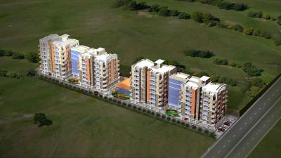 Gallery Cover Image of 1300 Sq.ft 3 BHK Apartment for rent in Aastik Sai Vrindavan Garden, Patliputra Colony for 19000