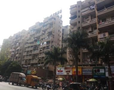 Gallery Cover Image of 750 Sq.ft 1 BHK Apartment for buy in Gagan Galaxy, Ganga Dham for 7300000