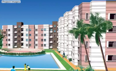 Gallery Cover Image of 650 Sq.ft 2 BHK Apartment for rent in Sureka Sunrise Junction, Baruipur for 5000