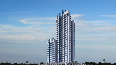 Gallery Cover Image of 599 Sq.ft 1 BHK Apartment for buy in Abhigna Avirahi Heights, Malad West for 9300000