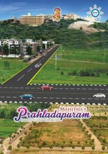 Residential Lands for Sale in Sree Mahitha Prahalladapuram