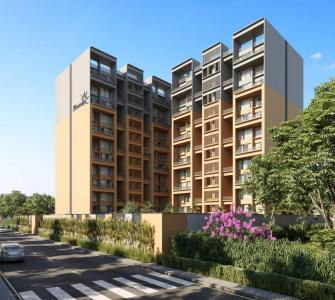 Gallery Cover Image of 1100 Sq.ft 2 BHK Apartment for buy in P4 Revanta, Ravet for 6300000