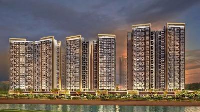 Gallery Cover Image of 1448 Sq.ft 3 BHK Apartment for buy in Puravankara Purva Silversands, Mundhwa for 11000000