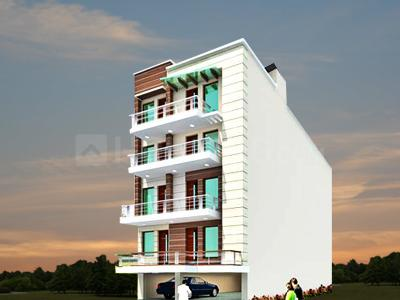 Gallery Cover Image of 600 Sq.ft 1 BHK Independent Floor for buy in Singh Govindpuri - 1, Govindpuri for 1750000