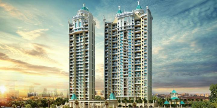 Gallery Cover Pic of Tharwani Majestic Towers Phase Il