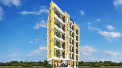 Gallery Cover Image of 900 Sq.ft 2 BHK Apartment for rent in Heights, Shahberi for 17000