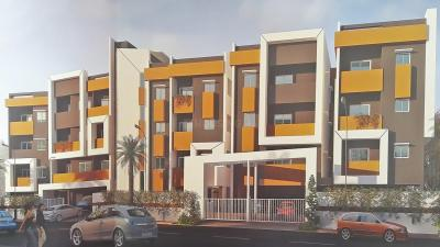 Gallery Cover Image of 691 Sq.ft 1 BHK Apartment for buy in Lirio, Varthur for 3500000