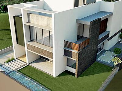 Gallery Cover Image of 4950 Sq.ft 4 BHK Villa for buy in Gala Villa Aqua, Shantipura for 22500000