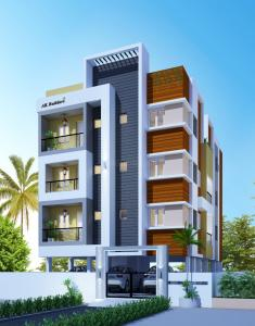 Gallery Cover Pic of AK Builders Chennai Emerald
