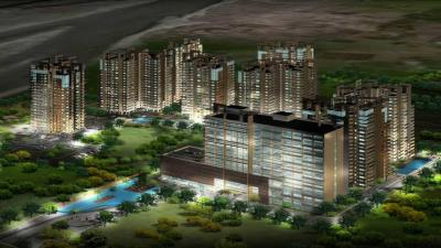 Gallery Cover Image of 967 Sq.ft 2 BHK Apartment for rent in Olympia Opaline, Semmancheri for 24000