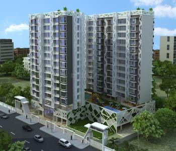 Gallery Cover Image of 1500 Sq.ft 3 BHK Apartment for buy in Ekta Trinity, Santacruz West for 50000000