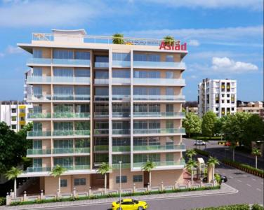 Gallery Cover Image of 420 Sq.ft 1 RK Apartment for buy in Asiad Asiad, Bhandup West for 5000000