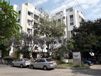 Gallery Cover Image of 650 Sq.ft 1 BHK Apartment for rent in Naiknavare Housing Sunshine Court, Kalyani Nagar for 15000