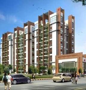 Gallery Cover Image of 1200 Sq.ft 2 BHK Apartment for rent in Mantri Glades, Kaikondrahalli for 31000