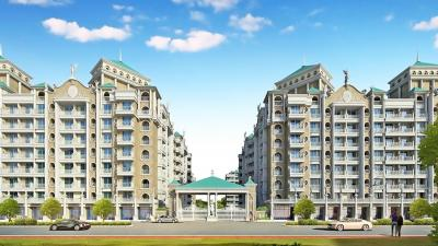 Gallery Cover Pic of Tharwani Realty Solitaire Phase II