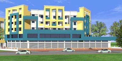 Gallery Cover Image of 850 Sq.ft 1 BHK Apartment for rent in Gaikwad Saptarang Aakash, Fursungi for 10000