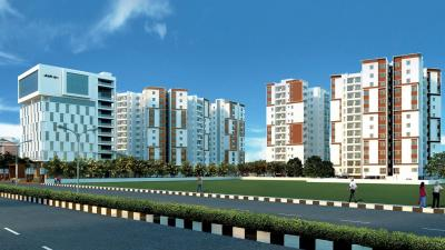 Gallery Cover Image of 2155 Sq.ft 4 BHK Apartment for buy in Akshaya Tango, Thoraipakkam for 20787500