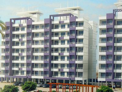 Home Land Vaibhavi Residency