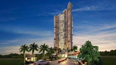 Gallery Cover Image of 1166 Sq.ft 2 BHK Apartment for buy in Transcon Triumph Tower 1, Andheri West for 27500000