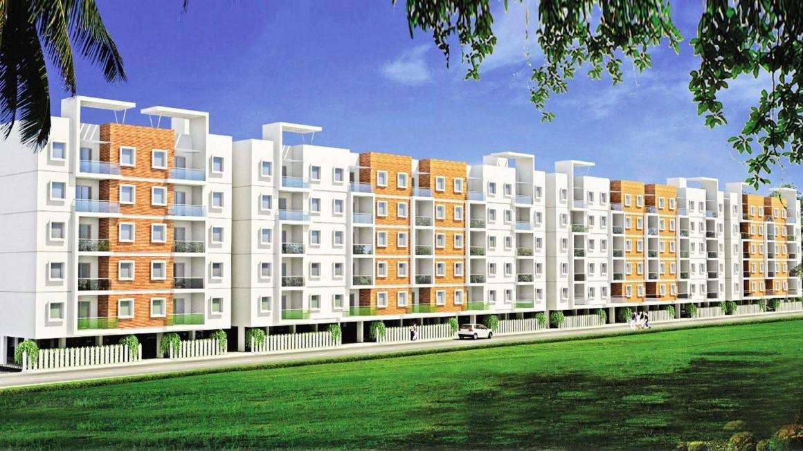 Gallery Cover Pic of Janapriya Classic Homes