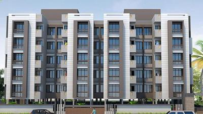 Gallery Cover Image of 1100 Sq.ft 2 BHK Apartment for buy in Siddhidhata Siddhidhata Siddhivinayak Residency, Gota for 3200000