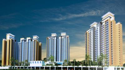 Gallery Cover Image of 984 Sq.ft 2 BHK Apartment for rent in Siddhi Highland Haven, Thane West for 26000