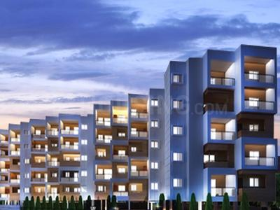 Gallery Cover Image of 1400 Sq.ft 3 BHK Apartment for buy in DS MAX Savvy by DS-MAX Properties, JP Nagar 9th Phase for 4500000