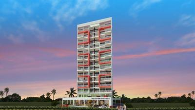 Gallery Cover Image of 1060 Sq.ft 2 BHK Apartment for buy in Om Shivam Apartments, Kamothe for 8900000