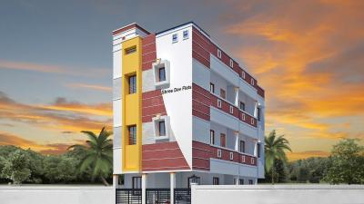 Gallery Cover Pic of Shree Dev Flats