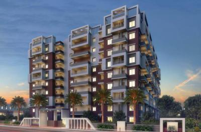 Gallery Cover Image of 1322 Sq.ft 2 BHK Apartment for rent in Balaji Aavaas, Whitefield for 22000