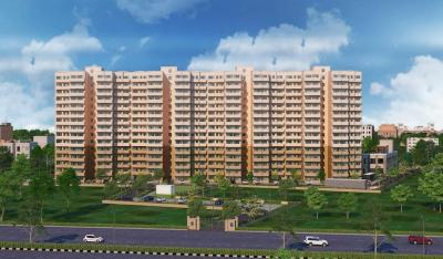 Gallery Cover Image of 650 Sq.ft 1 BHK Apartment for buy in Pyramid Altia, Sector 70A for 1400000