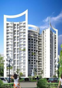Gallery Cover Image of 1150 Sq.ft 2 BHK Apartment for buy in Arihant Aradhana, Kharghar for 11000000