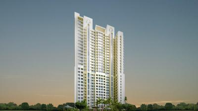 Gallery Cover Image of 1800 Sq.ft 3 BHK Apartment for rent in Nirmal Lifestyle One Mumbai, Mulund West for 35000