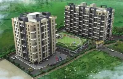 Gallery Cover Image of 1088 Sq.ft 2 BHK Apartment for buy in Devarshi Complex, Narhe for 5100000