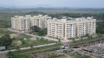 Gallery Cover Image of 650 Sq.ft 2 BHK Apartment for rent in Unnathi Unnathi Woods Phase 4 and 5, Thane West for 16000