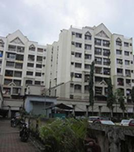 Gallery Cover Image of 1120 Sq.ft 2 BHK Apartment for rent in Ahuja Gautam Complex, Belapur CBD for 32500