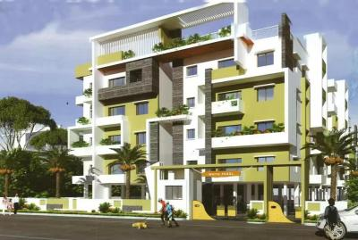 Gallery Cover Image of 1200 Sq.ft 2 BHK Apartment for rent in White Pearl, Kithaganur Colony for 16000