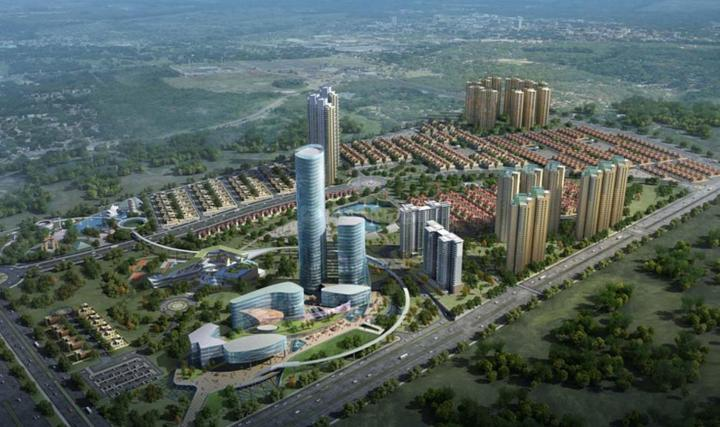 Gallery Cover Pic of Lodha Upper Thane Meadows A