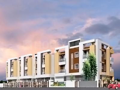 Gallery Cover Pic of AKM Rigid Priyam Apartment