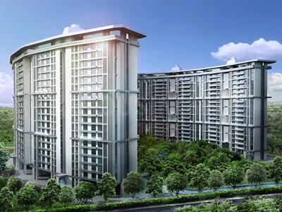 Gallery Cover Image of 2500 Sq.ft 3 BHK Apartment for buy in Panchshil Yoo Pune, Magarpatta City for 45000000