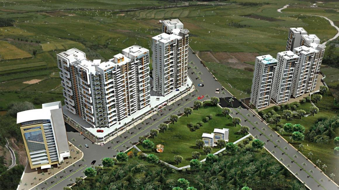 Gallery Cover Pic of Sanghvi EcoCity