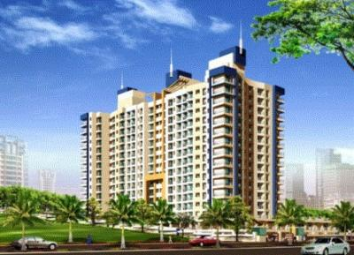 Gallery Cover Image of 750 Sq.ft 2 BHK Apartment for rent in Atul Blue Ocean, Kandivali West for 28000