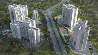 Gallery Cover Image of 1495 Sq.ft 3 BHK Apartment for rent in TCG The Crown Greens Phase 2, Hinjewadi for 26000