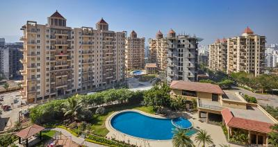 Gallery Cover Image of 1663 Sq.ft 3 BHK Apartment for buy in Nyati Evara I, Mohammed Wadi for 9950000