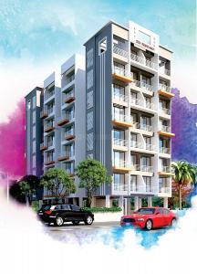 Gallery Cover Image of 450 Sq.ft 1 RK Apartment for buy in Dev Residency, Kharghar for 2900000
