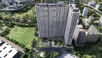 Gallery Cover Image of 1200 Sq.ft 3 BHK Apartment for buy in Dosti Eastern Bay Phase 1, Wadala for 27500000